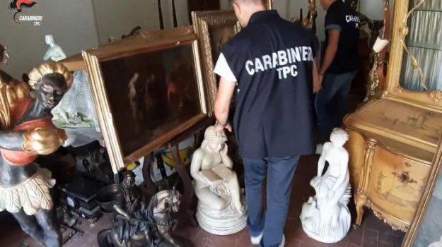 furti, Catania, Cronaca