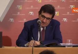 Palinsesti La7, Cairo: «La Clerici? Non devo salvarla io, le ho già fatto l'offerta» La conferenza stampa a Milano - Agenzia Vista/Alexander Jakhnagiev