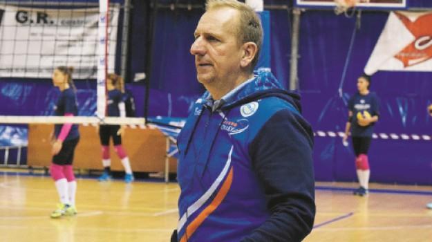 pallavolo, Paolo Collavini, Trapani, Sport