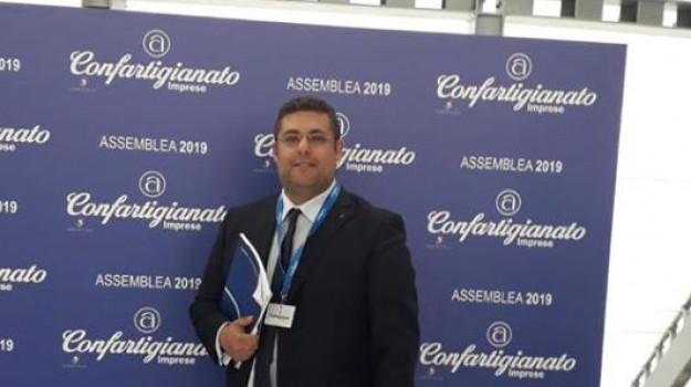 confartigianato imprese, Peter Barreca, Enna, Economia