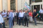 Vertenza Unicredit a Messina, sportelli chiusi e attività bloccata