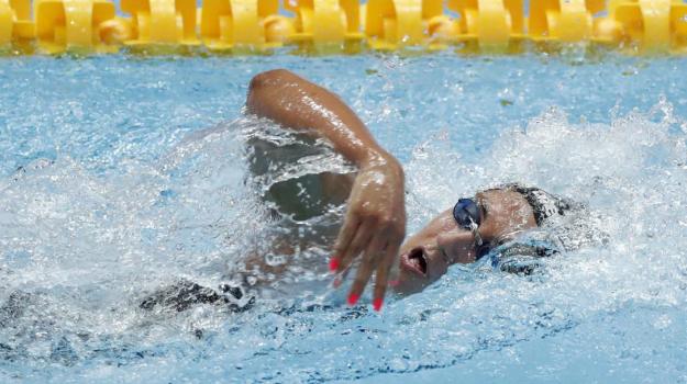 mondiali nuoto, Simona Quadarella, Sicilia, Sport