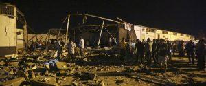 Raid in Libia