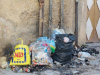 Canicattì invasa dai rifiuti: ma la raccolta è ripartita