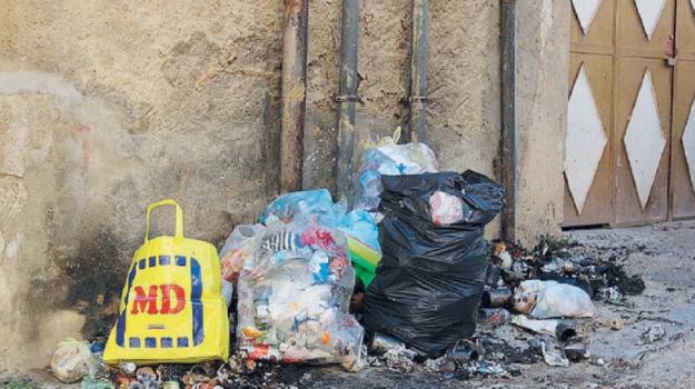 rifiuti, Agrigento, Cronaca