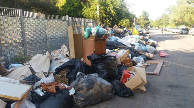 Palermo, rifiuti, Giuseppe Norata, Giusto Catania, Palermo, Cronaca