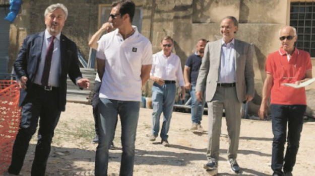 infrastrutture, Caltanissetta, Economia