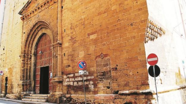 monumenti, Trapani, Cultura