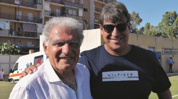 Akragas, Ernesto Russello, Giovanni Castronovo, Santino Lo Presti, Agrigento, Calcio