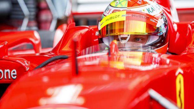 Ferrari, formula 1, Michael Schumacher, Mick Schumacher, Sicilia, Sport