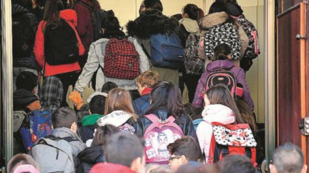 LAVORO, scuola, Sicilia, Economia