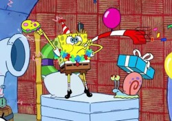 Tanti auguri SpongeBob, la spugna dei cartoni che vive sott'acqua  - Corriere Tv