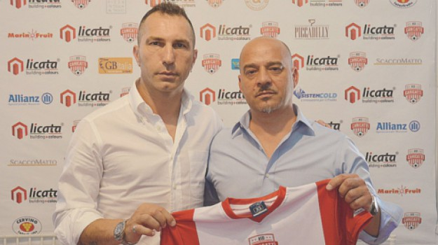 Canicattì calcio, conferma allenatore, Nicola Terranova, Agrigento, Calcio