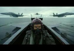 «Top Gun: Maverick», il trailer ufficiale (in italiano). E Tom Cruise torna a volare  Le prime immagini del sequel del famoso fim del 1986 che h a ancora come protagonista Tom Cruise. La pellicola uscirà nel 2020 - Corriere Tv