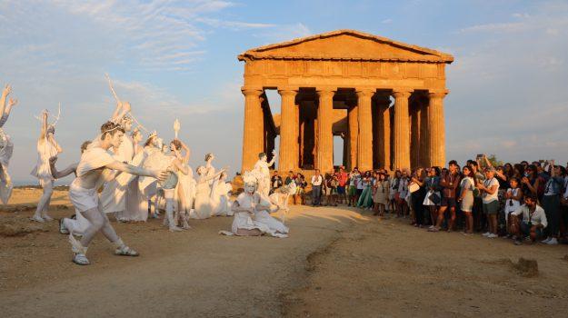 programma, Valle dei Templi, visite teatralizzate, Agrigento, Cultura