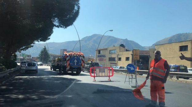 traffico palermo, Palermo, Cronaca