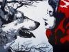 Street Art, in Abruzzo cè il lupo buono