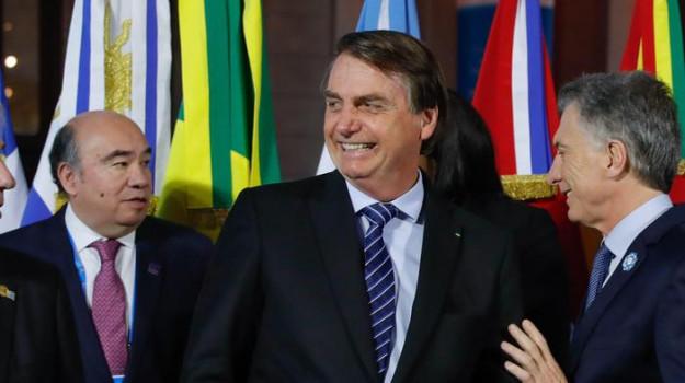 Brasile, Jair Bolsonaro, Sicilia, Mondo