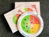 Arriva il nutripiatto, alimentazione intelligente per bambini