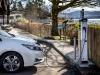In UK pi colonnine per elettriche di pompe di benzina