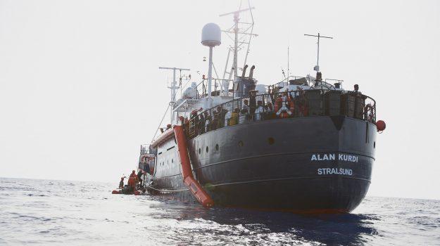 Alan Kurdi, migranti, Matteo Salvini, Sicilia, Cronaca