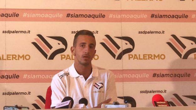 ritiro palermo, serie D, Andrea Accardi, Palermo, Calcio