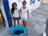 Linosa, salvata una tartaruga Caretta caretta: aveva ingoiato degli ami