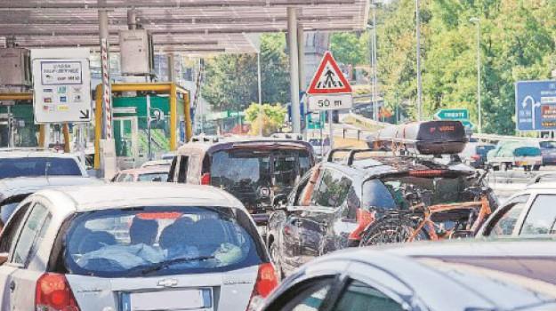 Caselli guasti sulla Palermo-Messina: è caos. Oggi sciopero del personale