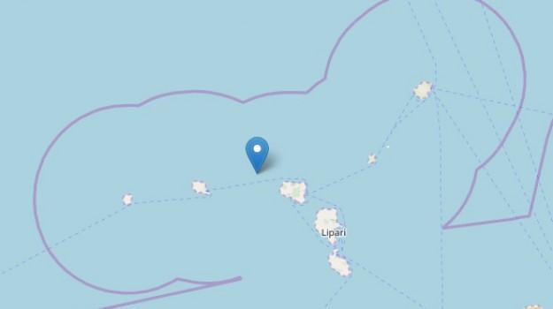 eolie, terremoto, Messina, Cronaca