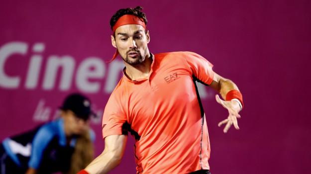 Tennis, Fabio Fognini, Matteo Berrettini, Sicilia, Sport