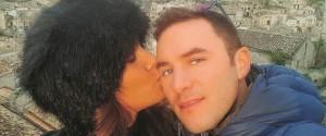 Francesco Capodilupo con Valentina Michelli