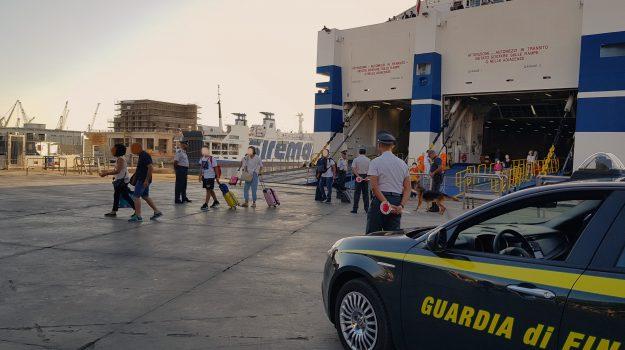 droga, porto palermo, Palermo, Cronaca