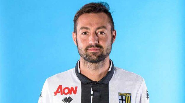 Calcio, Luigi Scaglia, Trapani, Calcio