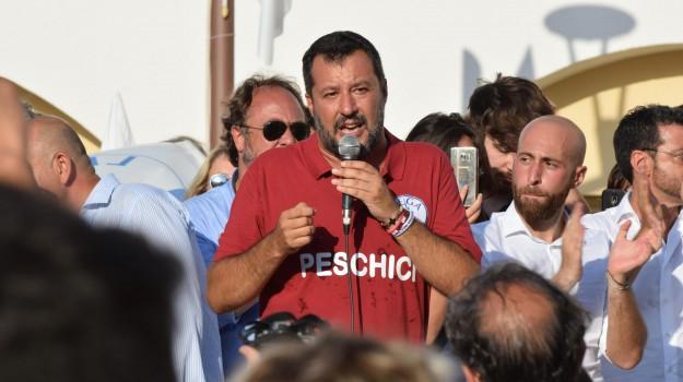 viabilità, Matteo Salvini, Siracusa, Cronaca