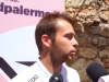 Palermo, Martinelli parla già da leader:
