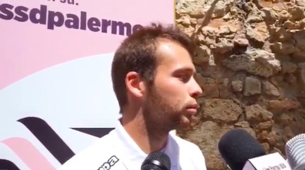 palermo calcio, Alessandro Martinelli, Palermo, Calcio