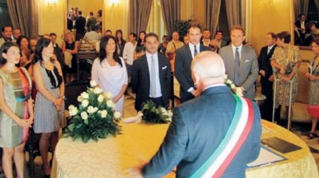 matrimonio civile, Caltanissetta, Politica