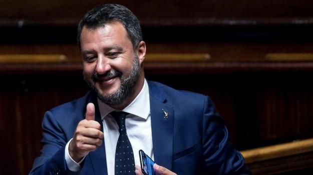 governo, Matteo Salvini, Silvio Berlusconi, Sicilia, Politica