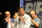 Salvini domani in Sicilia, infuria la protesta di M5s Catania
