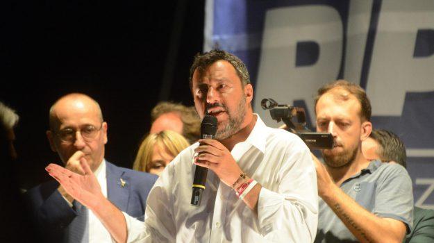 governo, Matteo Salvini, Sergio Mattarella, Sicilia, Politica