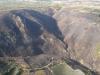 Incendio a Montevago, distrutti venti ettari di vigneti
