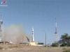 La Russia lancia la navicella Soyuz con a bordo solo un robot