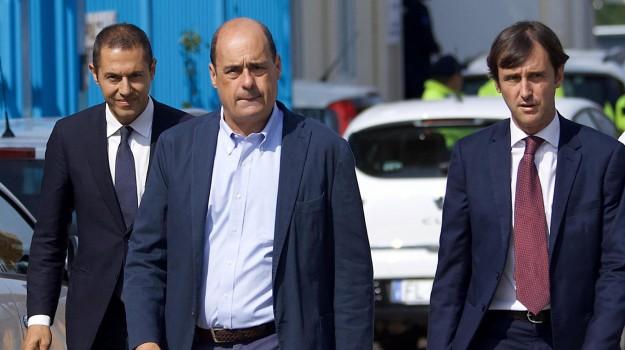 governo, Nicola Zingaretti, Sicilia, Politica