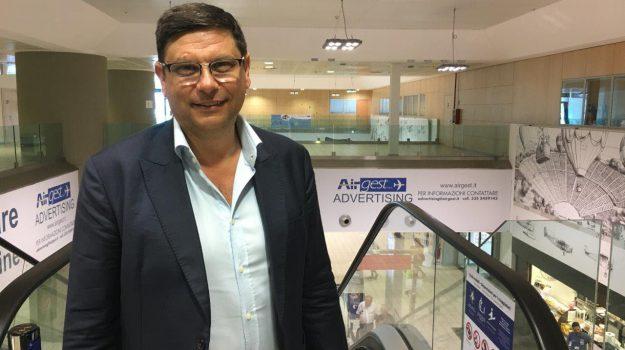 aeroporto trapani, airgest, Salvatore Ombra, Trapani, Economia