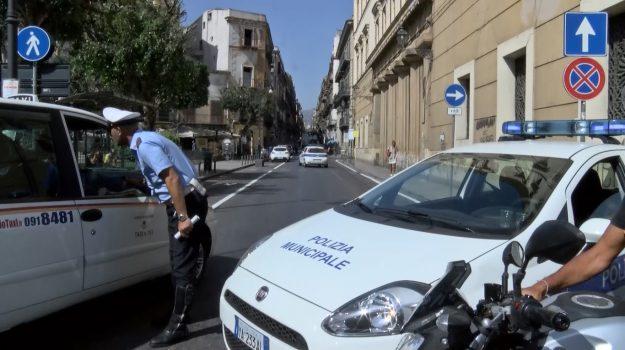 isola pedonale, TRAFFICO, Giusto Catania, Leoluca Orlando, Palermo, Cronaca
