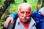 Trovato morto in un dirupo l'anziano scomparso a Mistretta
