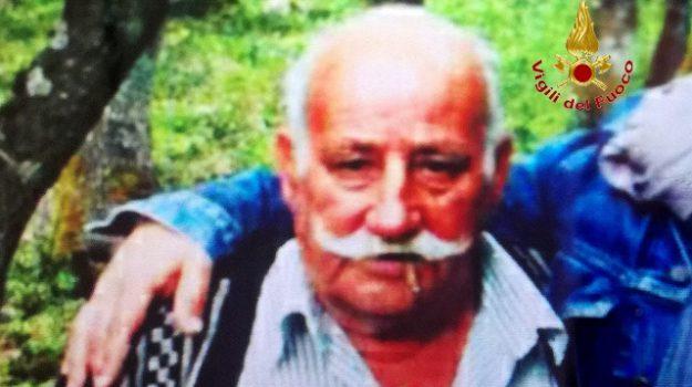 anziano scomparso, Mistretta, Messina, Cronaca
