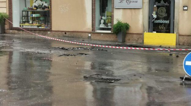 maltempo patti, Messina, Cronaca