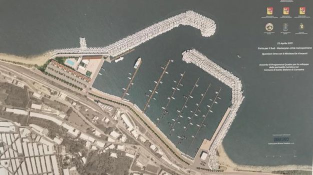 porti, Messina, Economia