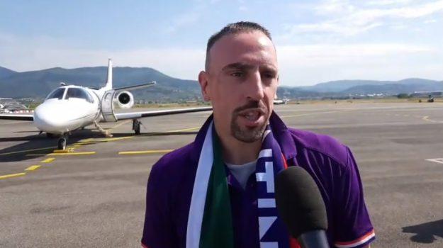 Fiorentina, Franck Ribery, Sicilia, Calciomercato